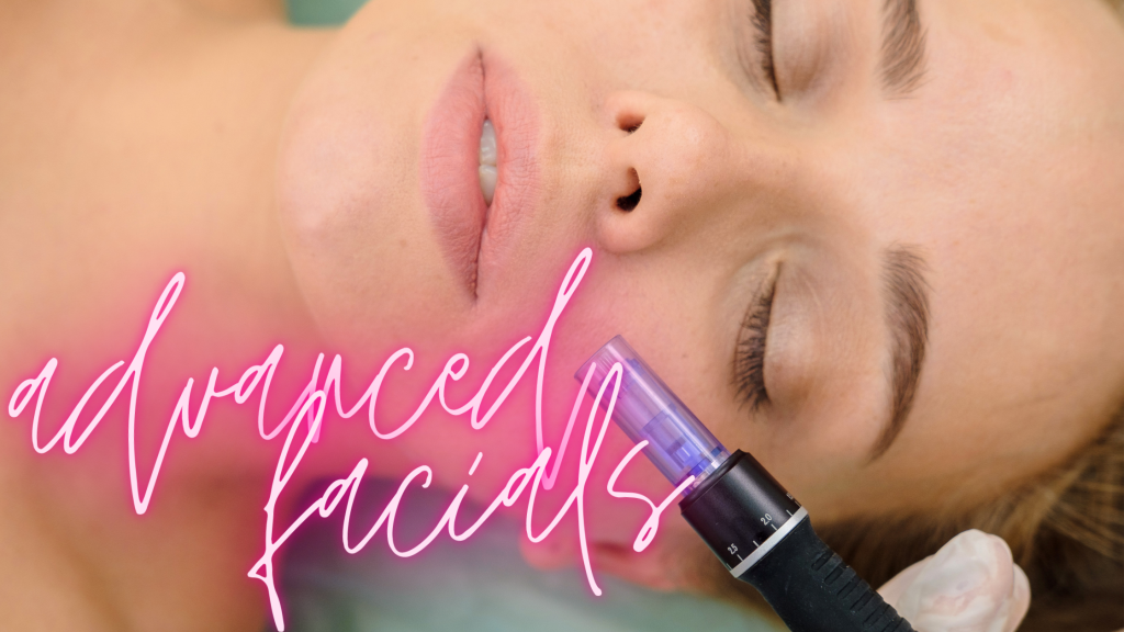 advanced facials at the malvern well