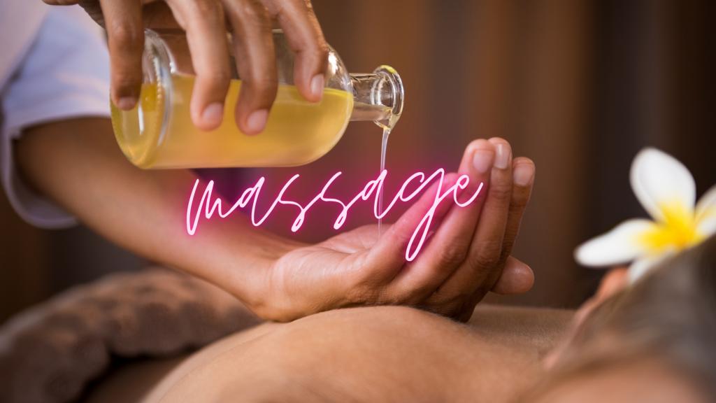 massage at the malvern well